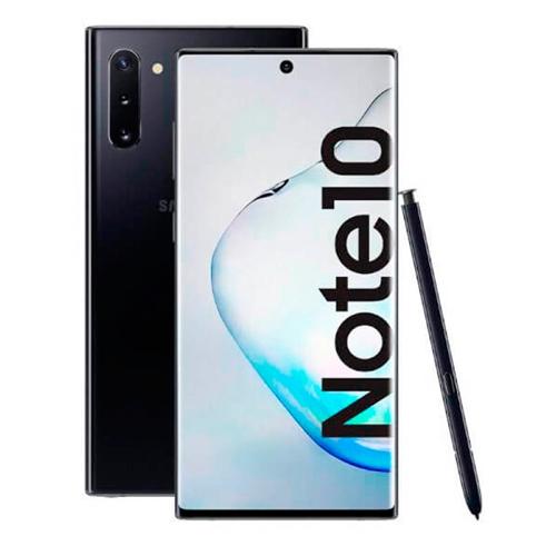 Celular Smartphone Samsung Galaxy Note 10 N970f 256gb Preto - Dual Chip