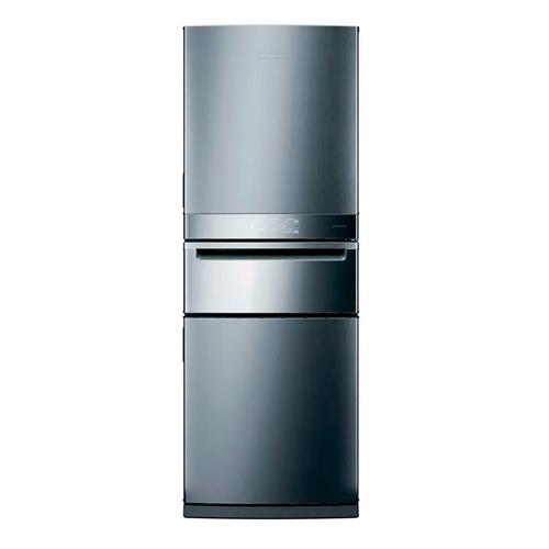 Geladeira/refrigerador 419 Litros 3 Portas Inox Control Pro - Brastemp - 110v - Bry59akana