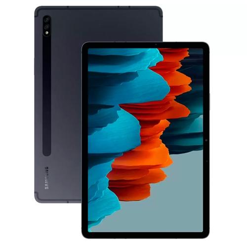 Tablet Samsung Galaxy Tab S7 Lte Sm-t875 Preto 256gb 4g